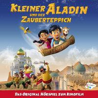 Kleiner Aladin und der Zauberteppich - Ole Lund Kirkegaard, Angelika Scharf
