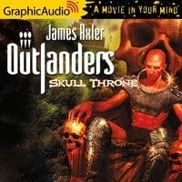 Skull Throne - James Axler