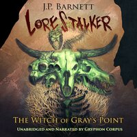 The Witch of Gray's Point - J. P. Barnett