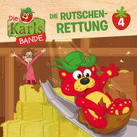 Die Karls-Bande: Die Rutschen-Rettung - Johannes Disselhoff, Jenny Alten