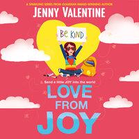Love From Joy - Jenny Valentine