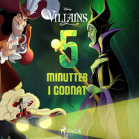 Fem minutter i godnat - Disney Villains