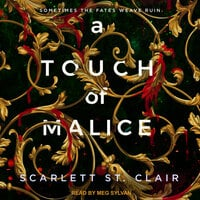 A Touch of Malice - Scarlett St. Clair