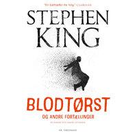 Blodtørst: og andre fortællinger