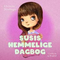 Susis hemmelige dagbog - Christine Nöstlinger
