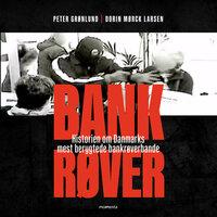 Bankrøver: Historien om Danmarks mest berygtede bankrøverbande