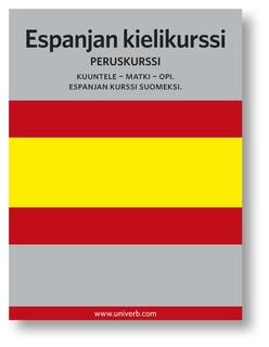 Espanjan verbit kirja