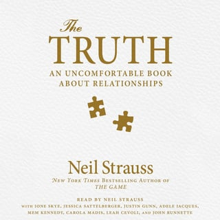 The Truth - Neil Strauss