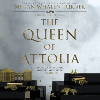 The Queen of Attolia - Megan Whalen Turner