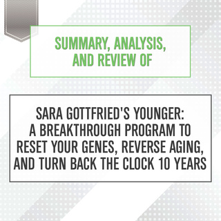 younger a breakthrough program to reset your genes reverse aging and turn back the clock 10 years