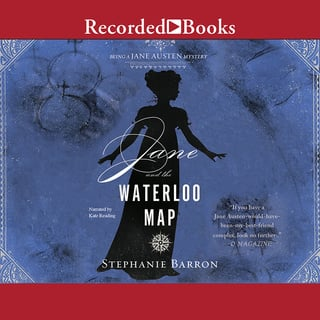 Jane and the Waterloo Map - Stephanie Barron