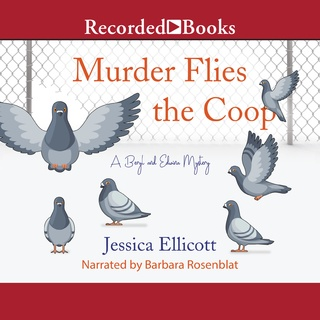 Murder Flies the Coop - Jessica Ellicott