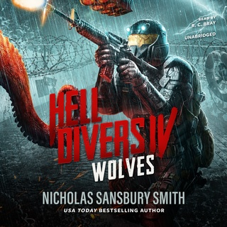 Hell Divers IV: Wolves - Nicholas Sansbury Smith