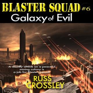 Galaxy of Evil - Audiobook - Russ Crossley - Storytel