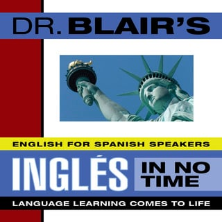 Dr. Blair's Ingles in No Time - Dr. Robert Blair