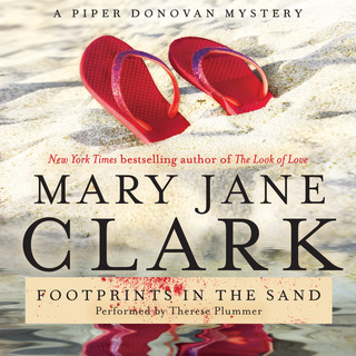 Footprints in the Sand - Mary Jane Clark