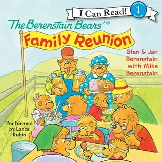 The Berenstain Bears' Family Reunion - Jan Berenstain, Mike Berenstain, Stan Berenstain