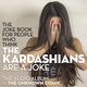 The Kardashians Joke Book by The Unknown Comic, a.k.a.  Murray Langston - Murray Langston