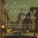 The Execution of Sherlock Holmes - Donald Thomas