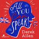 Age 1 - All you can speak! - Derek Allen