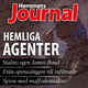 Hemliga agenter - Johan G. Rystad, Hemmets Journal, Henrik Holst