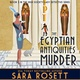 The Egyptian Antiquities Murder - Sara Rosett