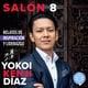 Salón 8. Relatos de inspiración y liderazgo - Yokoi Kenji Díaz