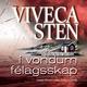 Í vondum félagsskap - Viveca Sten