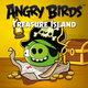Angry Birds: Treasure Island - Cavan Scott