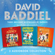 Brilliant Bestsellers by Baddiel (3-book Audio Collection): The Parent Agency, AniMalcolm, Head Kid - David Baddiel