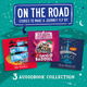 On the Road: Stories to Make a Journey Fly By – That Time I Got Kidnapped, The Taylor Turbochaser, The Kid Who Came from Space - David Baddiel, Ross Welford, Tom Mitchell