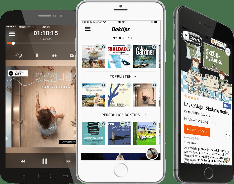 1fb65335 Storytel – Lydbøker & E-bøker på mobilen