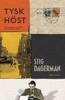 Tysk höst - Stig Dagerman