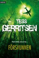 Försvunnen - Tess Gerritsen