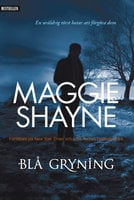 Blå gryning - Maggie Shayne