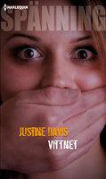 Vittnet - Justine Davis