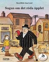 Sagan om det röda äpplet - Jan Lööf