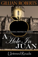 A Hole in Juan - Gillian Roberts