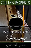 In the Dead of Summer - Gillian Roberts