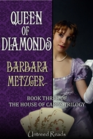 Queen of Diamonds - Barbara Metzger