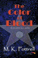 The Color of Blood - M.K. Fottrell