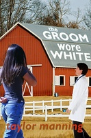 The Groom Wore White - Taylor Manning