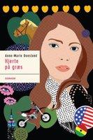 Hjerte på græs - Anne-Marie Donslund