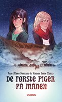 De første piger på månen - Kirsten Sonne Harild,Anne-Marie Donslund