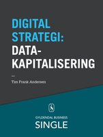 10 digitale strategier - Datakapitalisering - Tim Frank Andersen