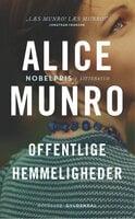 Offentlige hemmeligheder - Alice Munro