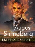 Debet och Kredit - August Strindberg