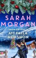 Att falla med snön - Sarah Morgan