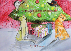 Miffy and Bambino at Christmas - Mario Marcou