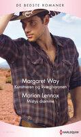 Kunstneren og kvægbaronen / Mistys drømme - Margaret Way, Marion Lennox
